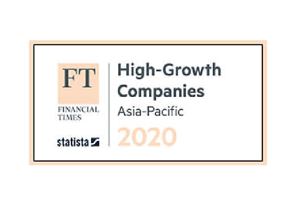 High-Growth Companies Asia-Pacific 2020
